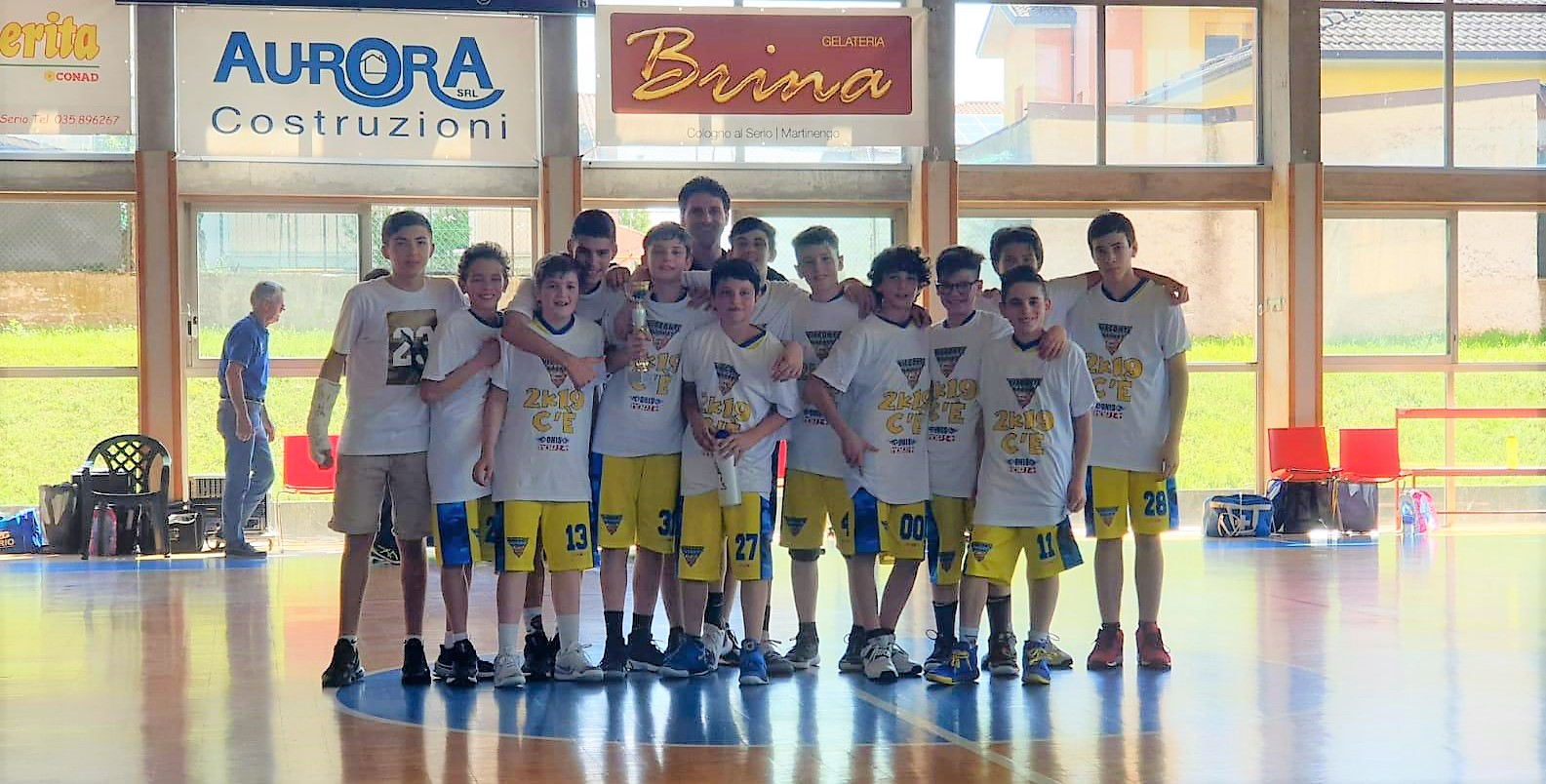 FINAL FOUR COPPA BERGAMO U13M