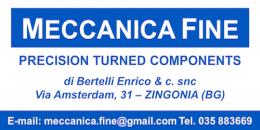 MECCANICA FINE sito